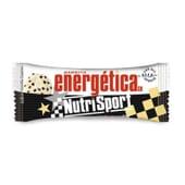 Barrita Energética 44g de Nutrisport