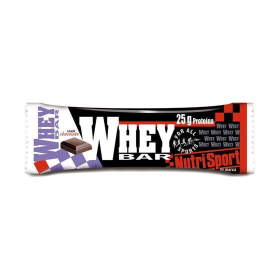 Whey Bar 80g da NutriSport