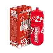 SPORT DRINK CONCENTRÉE + BIDON 12 x 41 ml - NUTRISPORT