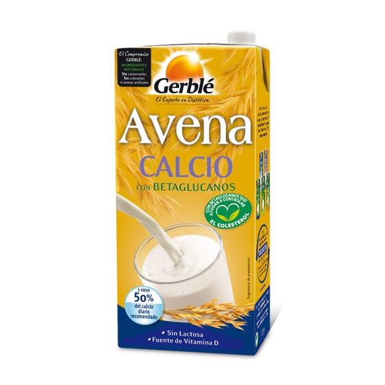 Bebida Avena Calcio 1 Litro de Gerblé