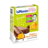 Barritas De Choco Y Naranja 6 x 31g de Bimanán Línea