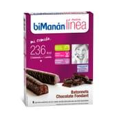 Batonnets Chocolate Fondat 6 x 31g de Bimanán Línea