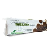 GALLETA INTEGRAL COM MELISA 165g - SORIA NATURAL