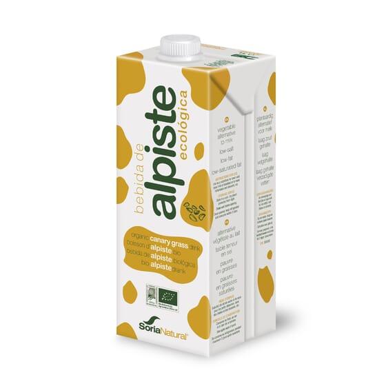 Bebida De Alpista Ecológica 1 Litro da Soria Natural
