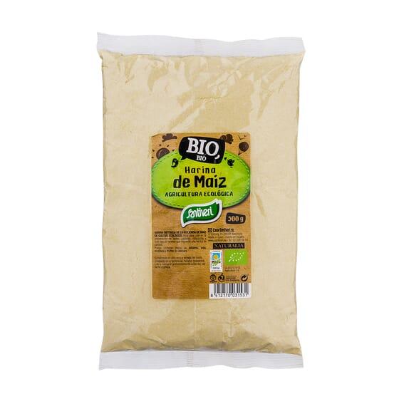Farinha De Milho Bio 500g da Santiveri
