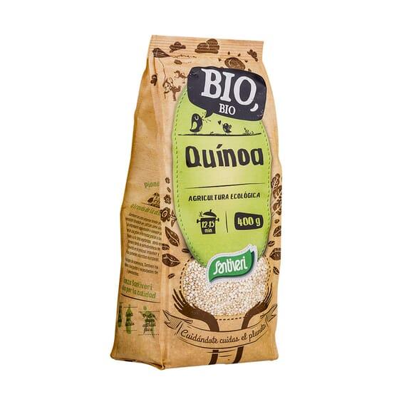 Quinoa Bio 400g da Santiveri