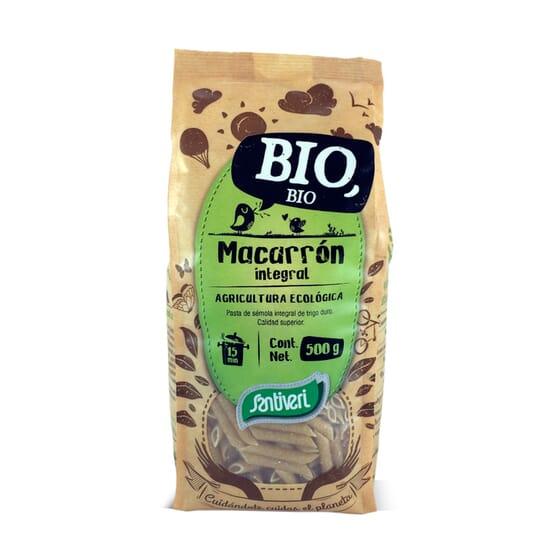 Macarrão Integral Bio 500g da Santiveri