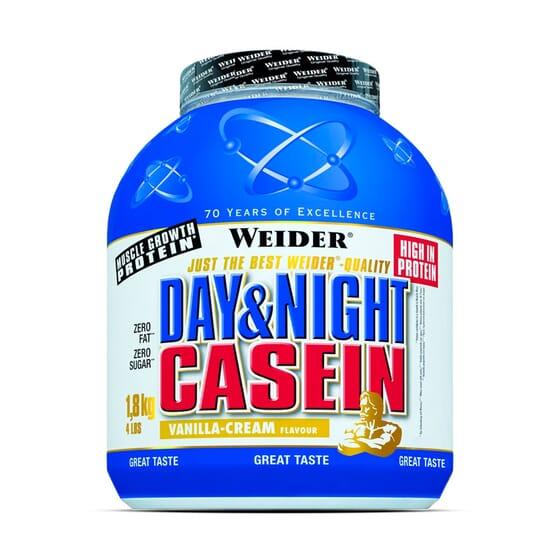 Day & Night Casein 1,8 Kg da Weider
