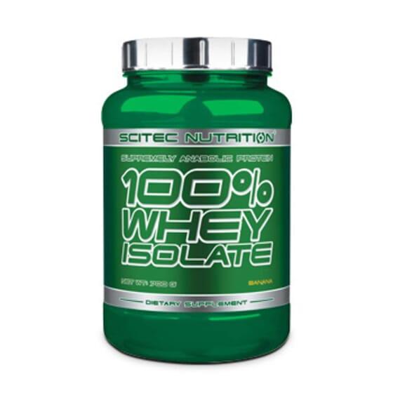 100% Whey Isolate 700g da Scitec