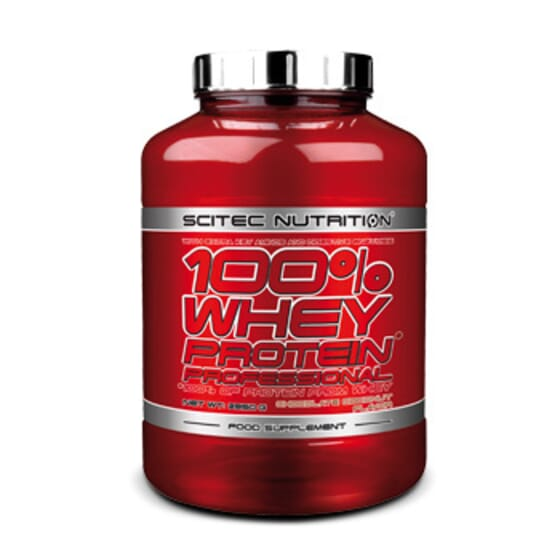 WHEY PROTEIN PROFESSIONAL 2,35 kg - SCITEC NUTRITION