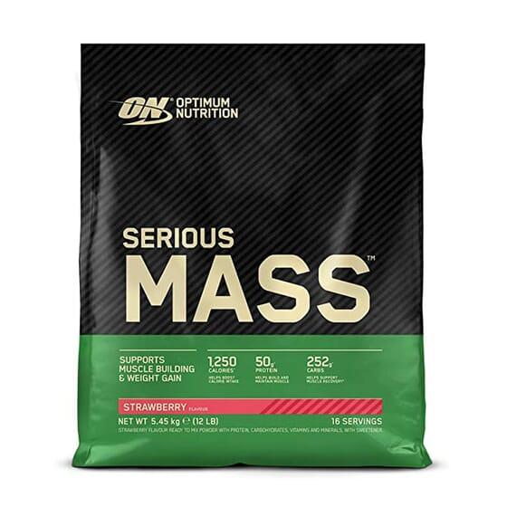 SERIOUS MASS 5.45 Kg da Optimum Nutrition