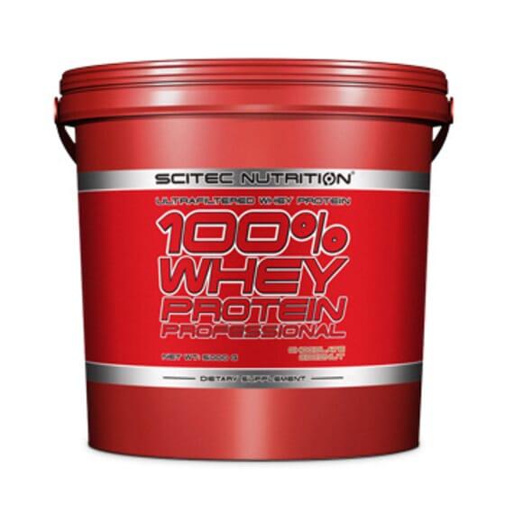 100% Whey Protein Professional 5 Kg da Scitec