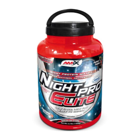 Nightpro Elite 1 Kg da Amix Nutrition