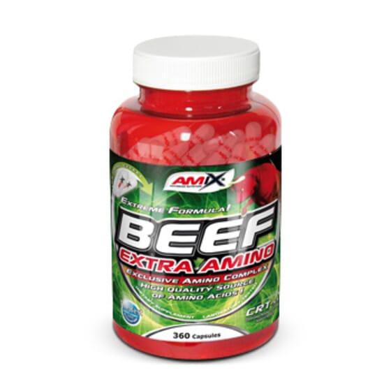 Beef Extra Amino 360 Caps da Amix Nutrition