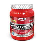 Glutamine Micro Powder 500g de Amix Nutrition