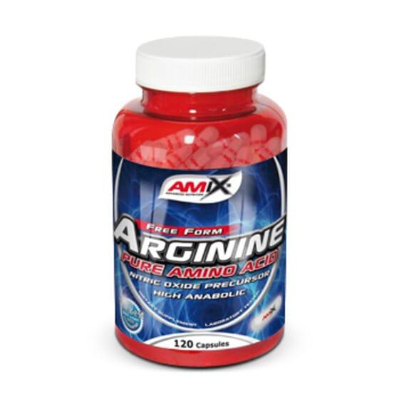 Arginine 120 Caps da Amix Nutrition