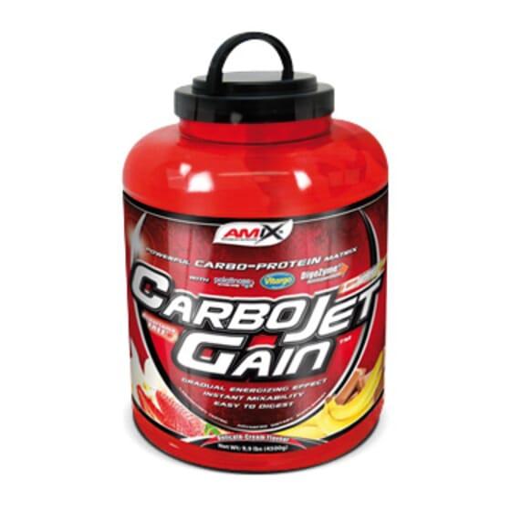 Carboject Gain 4kg de Amix Nutrition