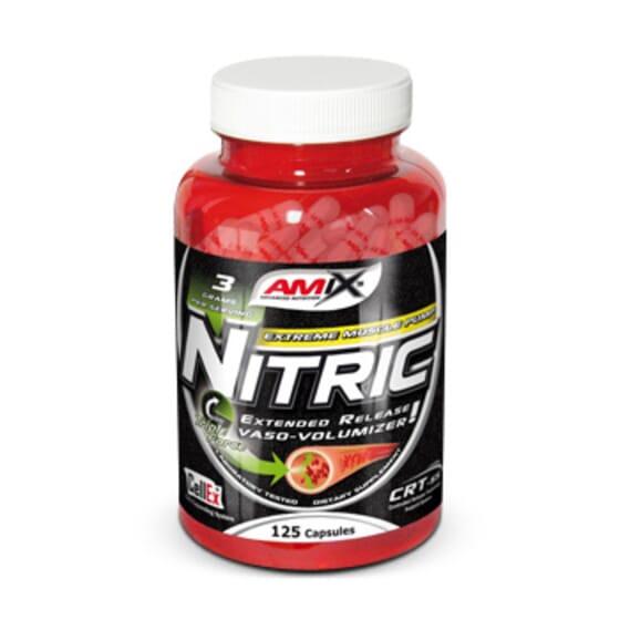 Nitric 125 Caps de Amix Nutrition