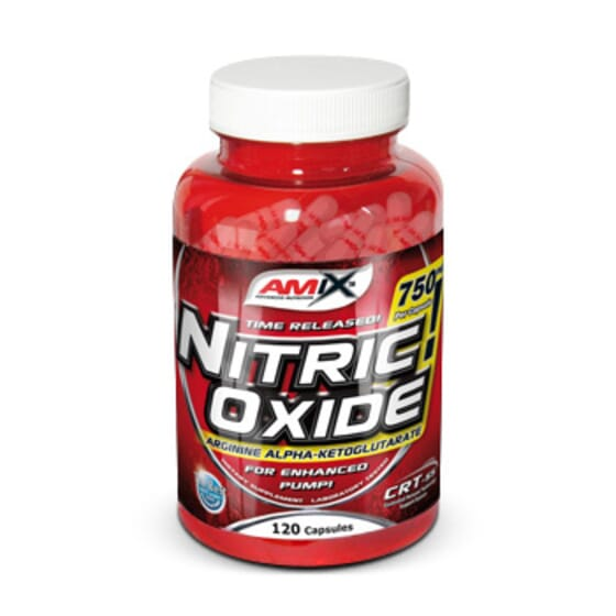 Nitric Oxide 120 Gélules - AMIX NUTRITION