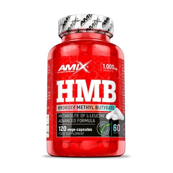 Hmb 120 Caps da Amix Nutrition