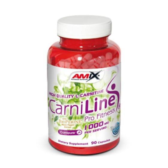 Carniline 90 Caps da Amix Nutrition
