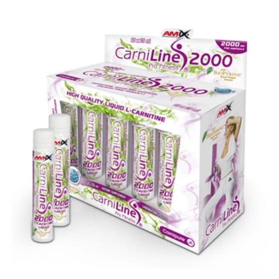 Carniline Pro Fitness  10 x 25 ml da Amix Nutrition