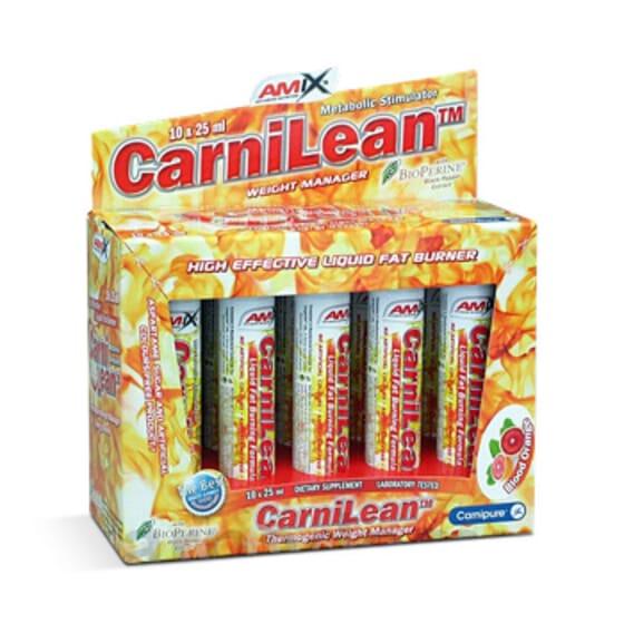 Carnilean Burner  10 x 25 ml da Amix Nutrition