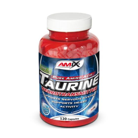 Taurina 120 Caps da Amix Nutrition