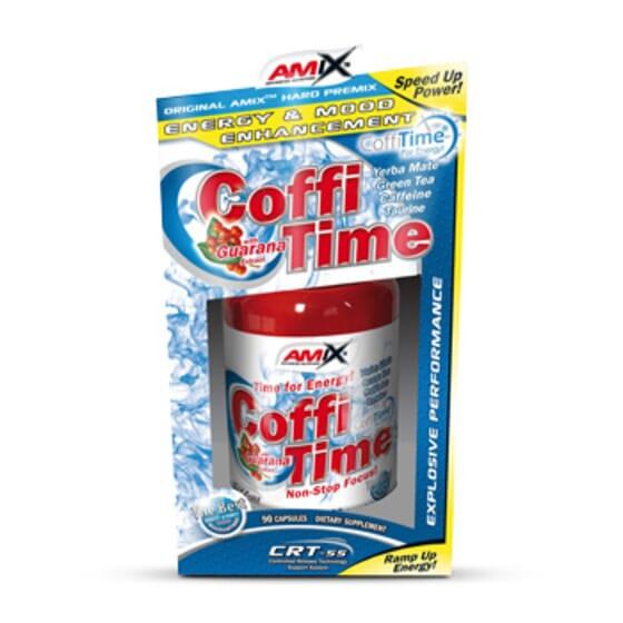 CoffiTime 90 Caps de Amix Nutrition