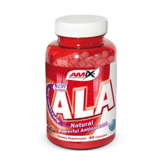 ALA 60 Caps de Amix Nutrition