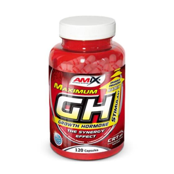 Gh 120 Caps da Amix Nutrition