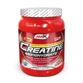Creatine Monohydrate 500g + 250g Free de Amix Nutrition