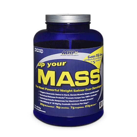 Up Your Mass 2,27Kg da Mhp