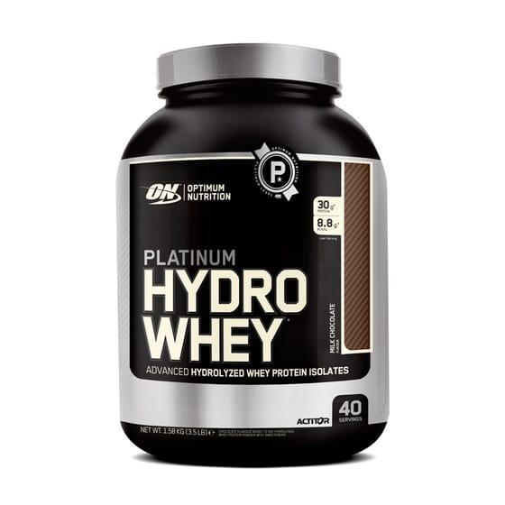 PLATINUM HYDRO WHEY 1,5 Kg - proteína hidrolizada de Optimun Nutrition