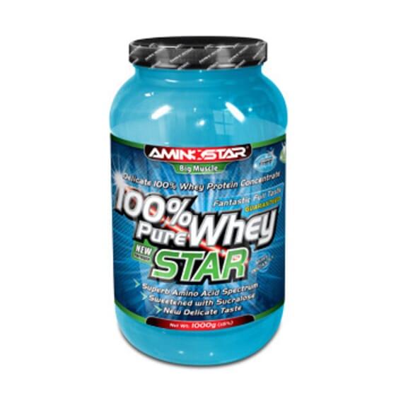 100% Pure Whey Star 1 Kg da Aminostar