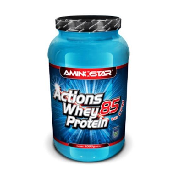 Whey Protein Actions 85 - 2 Kg da Aminostar