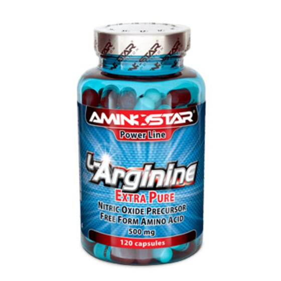 L-ARGININE EXTRA PURE 360 Gélules - AMINOSTAR