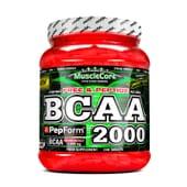 Bcaa 2000 - 240 Tabs da Amix Nutrition