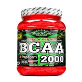 Bcaa 2000 240 Tabs de Amix Nutrition