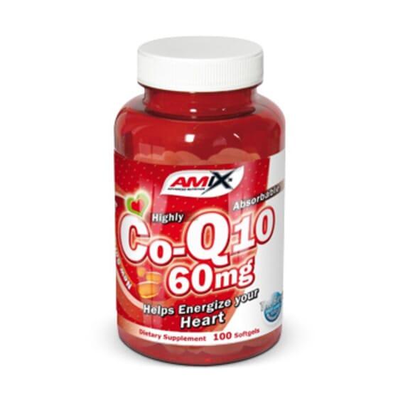 Coenzym Q10 - 100 Softgels da Amix Nutrition