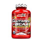 GLUTAMINE + BCAA 360 Gélules - AMIX NUTRITION