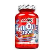 Krill Oil 1000Mg 60 Softgels da Amix Nutrition