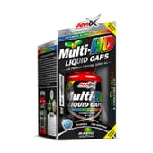 Multi-Hd Liquid Caps 60 Caps de Amix Nutrition
