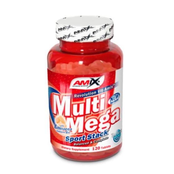 Multi Mega Stack  30 Tabs da Amix Nutrition