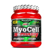 Myocell 5-Phase 500g de Amix Nutrition