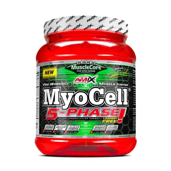 Myocell 5-Phase 500g de Amix Nutrition