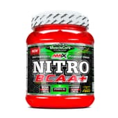 NITRO BCAA PLUS 500g - AMIX NUTRITION