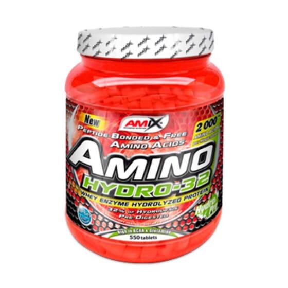 Amino Hydro-32 550 Tabs da Amix Nutrition