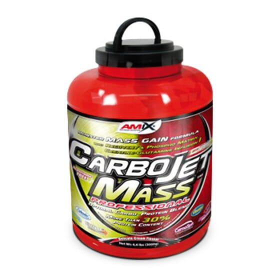 Carbojet Mass Professional 3 Kg da Amix Nutrition