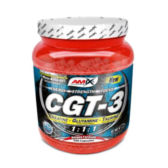 CGT 3 200 Caps de Amix Nutrition